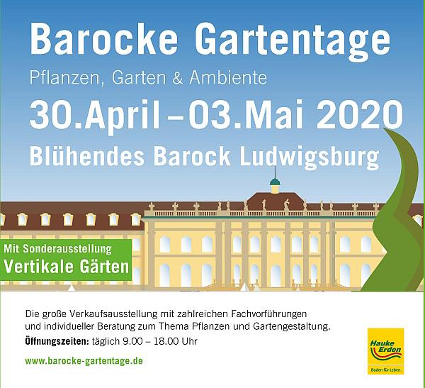 barocke gartentage 2019